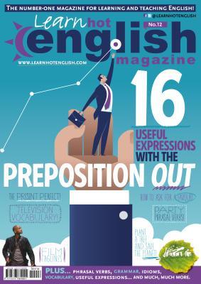 Learn Hot English – No. 216, May, 2020