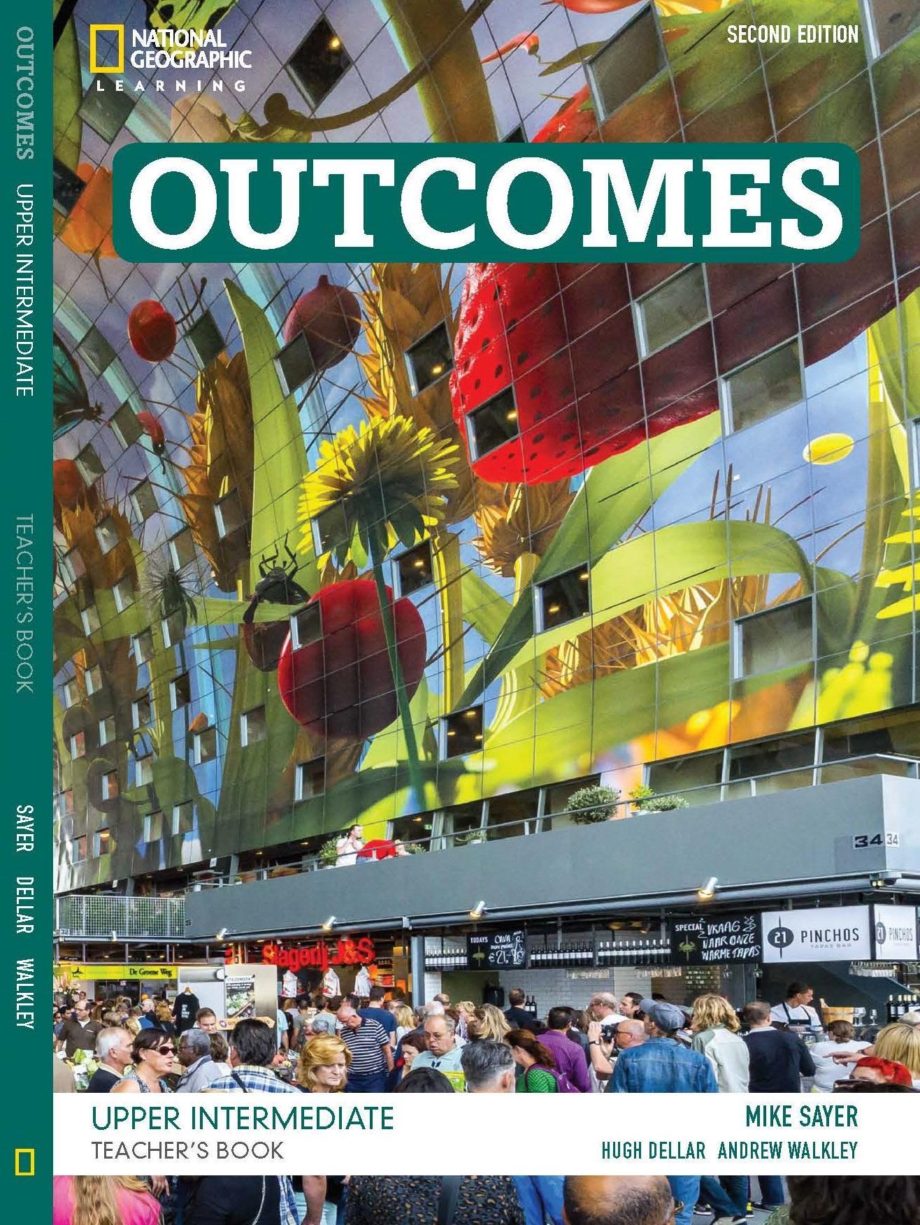 Outcomes Upper-Intermediate Teacher's Book (2nd edition)